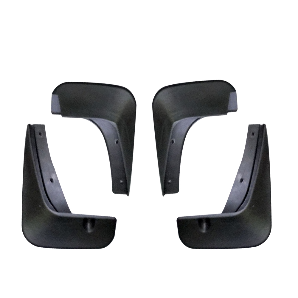 Mud Guards For Chevrolet <font><b>Aveo</b></font> <font><b>T250</b></font> 2007- 2011 Car Mud Flaps Front Rear Fender Flares Auto Mudflaps Reflective Mudguards Splash image