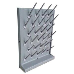 Image 1 - X001 Droogrek Peg Board Polypropyleen Kleur grijs Afvoer Rack, 550mm * 440mm * 11.5mm