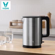 VIOMI – bouilloire électrique 304 W, acier inoxydable 1800, 1,5l, Thermostat Intelligent, Anti-brûlure, pour la maison