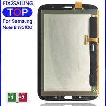 For Samsung Galaxy Note 8 GT- N5100 N5110 Touch Screen Digitizer Panel Glass + LCD Display Panel Monitor Assembly