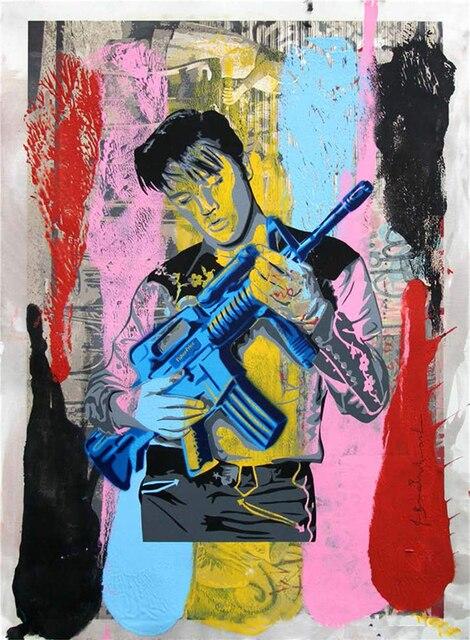 Banksy Graffiti Life Is Beautiful