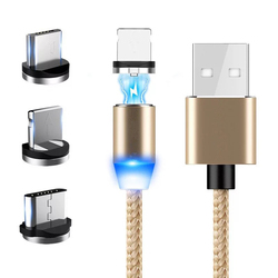 Magnetic USB Cable Type C Magnet Charger USBMicro Mobile Phone changing for samsung meizu vivo oppo oneplus
