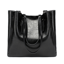 New Fashion Luxury Women's Handbag Women Large Tote Bag Female Bucket Shoulder Bags Lady Leather Messenger Bag Shopping Bag genuine leather handbag female bag shoulder women famous brand cross body bag woman messenger bag bucket large tote shopping bag