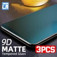 3Pcs 9d pellicola salvaschermo per xiaomi poco x3 nfc f2 m2 9t 10t pro f1 vetro temperato opaco per xiaomi 8 9 10 11 lite 6x