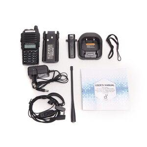 Image 5 - Baofeng UV 82 Plus Tri power 1W/4W/8W Powerful Walkie Talkie 10km Long Range Dual PTT Dual Band Two Way Radio BF UV82  UV 82