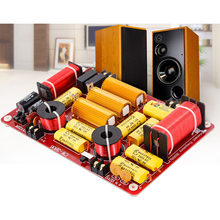 3 WAY Speaker Audio Frekuensi Divider 3 Unit Crossover Filter 600 Watt untuk Mobil Sistem Audio Rumah(China)