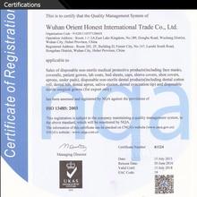 50 Pcs/Bag Factory Direct Shipment Anti-Coronavirus Medical Surgical Masks 3 Ply Earloop Safe Soft Anti-Dust Masks Sterile