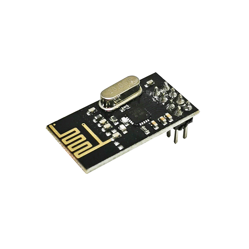 5 шт./лот NRF24L01 + модуль беспроводной передачи данных 2,4G/обновленная версия NRF24L01