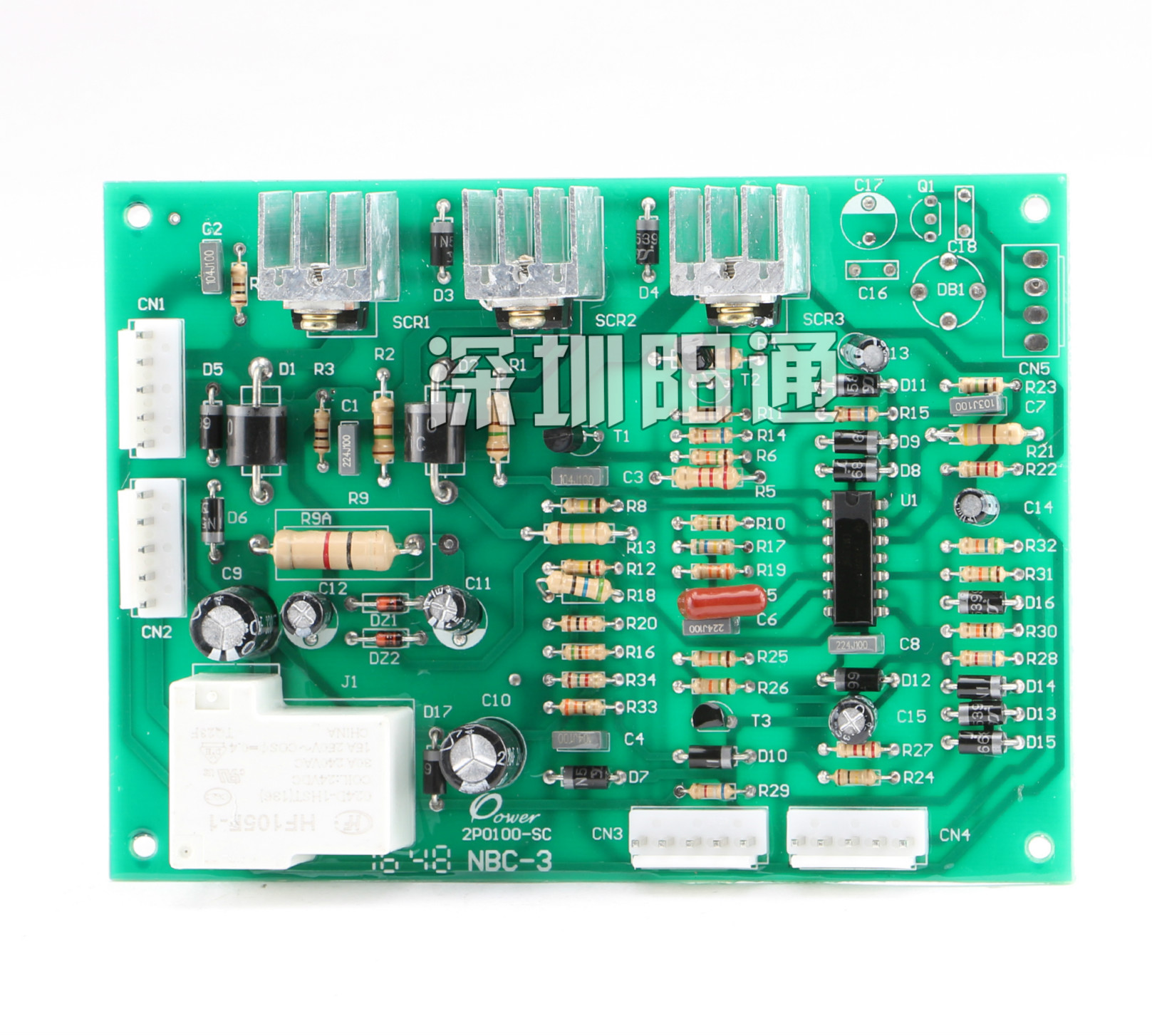 Tapped Gas Shielded Welder NBC-315/350/270/300 Universal Control Board Circuit Board