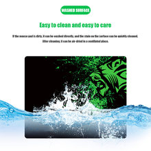 Gaming Mouse Pad Anti-Slip PC Computer Gamer Mousepad Locking Edge Mouse Mat For Laptop Computer Notebook Desk Mat(China)