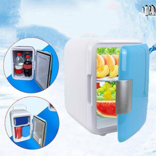 Car-Refrigerator Small Mini Car Home Cold And Dormitory Dual-Use Warm Household
