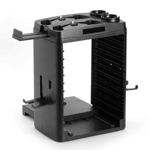 Image 2 - Vertical Stand For PS MOVE VR Charging Stand Game Disc Holder Cooler for PS4 Slim Pro Support Dropshipping