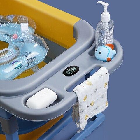banheira de banho criancas dobravel banheira temperatura
