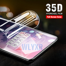 Full Cover Soft Hydrogel Front Film For Oneplus 6T 7 Pro Screen Protector 7Pro 5 5T HD Not Glass