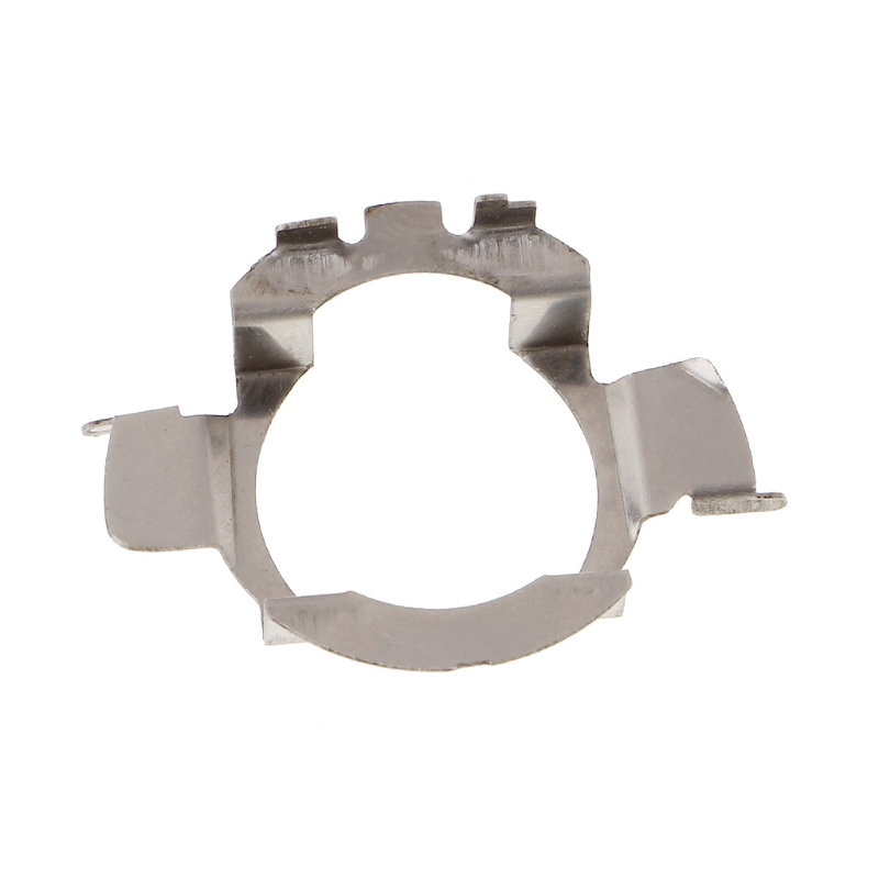 New <font><b>H7</b></font> HID Bulb Metal Holder <font><b>Adapter</b></font> Retainer Clip For <font><b>BMW</b></font> AUDI BENZ Drop Shipping Support image