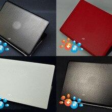 """KH ноутбук из углеродного волокна крокодиловой змеиной кожи стикер кожи Обложка протектор для Dell Precision 7710 M7710 17,3"""""""