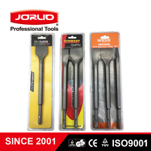Chisel Set SDS Plus Flat and Pointed Electric Hammer Drill Bit 250mm for Concrete Wall Rock electric demolition breaker impact hammer 0810 230v 50hz vde plug 900w with a flat chisel and a point chisel in blow case