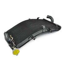 Motocicleta de refrigeración de aluminio de ventilador de enfriamiento para Honda CBR900RR CBR954RR CBR900 CBR954 RR 2002-2003