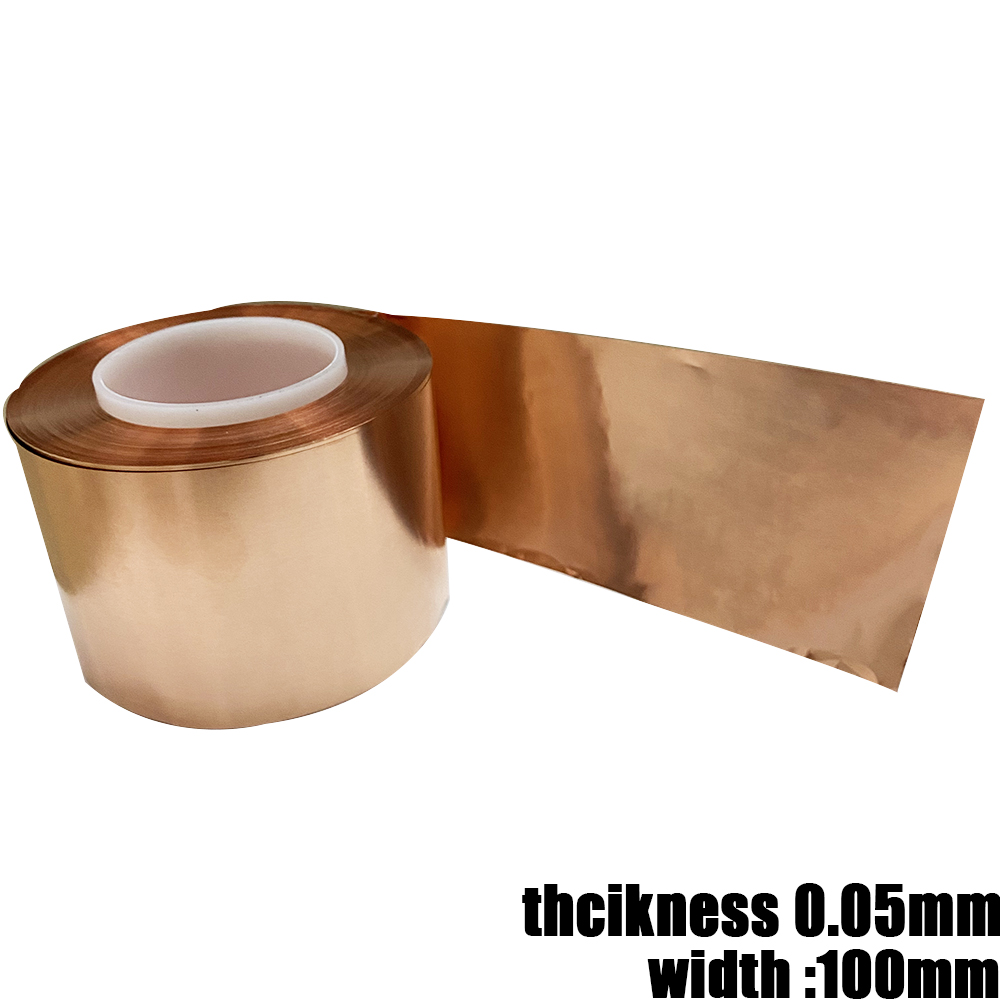 1pcs 0.5mm x 30mm x 1000mm 99.9/% Pure Copper T2 Cu Metal Sheet Foil Plate Strip