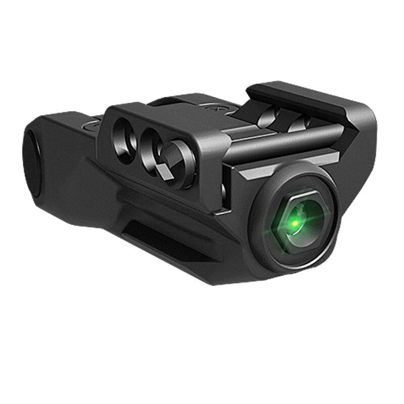 Sensor switch subcompact pistol green laser sight air gun hunting tactical smart glock green laser sight for pisol-1