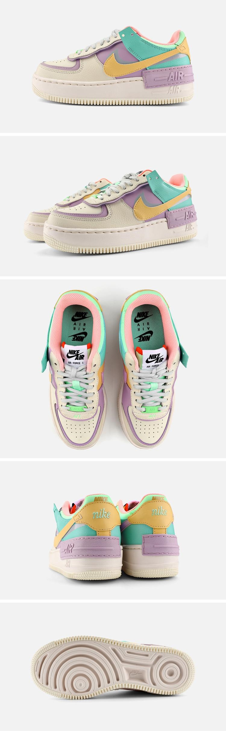 Nike Air Force 1 Shadow AF1 AirForce One Shoes For Men Original Skateboarding  Women's Outdoor Sports Sneakers - Hot Price #64A08   Cicig