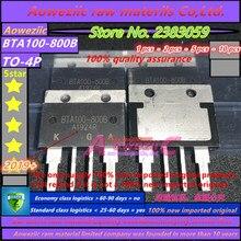 Aoweziic 2019 + 100% Nieuwe Geïmporteerde Originele BTA100 BTA100 800B TOP4P High Power Bidirectionele Thyristor 800V 100A