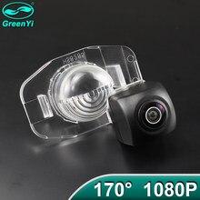 GreenYi 170 градусов AHD 1920x1080P специальная камера заднего вида для автомобилей Toyota Corolla 2007-2013