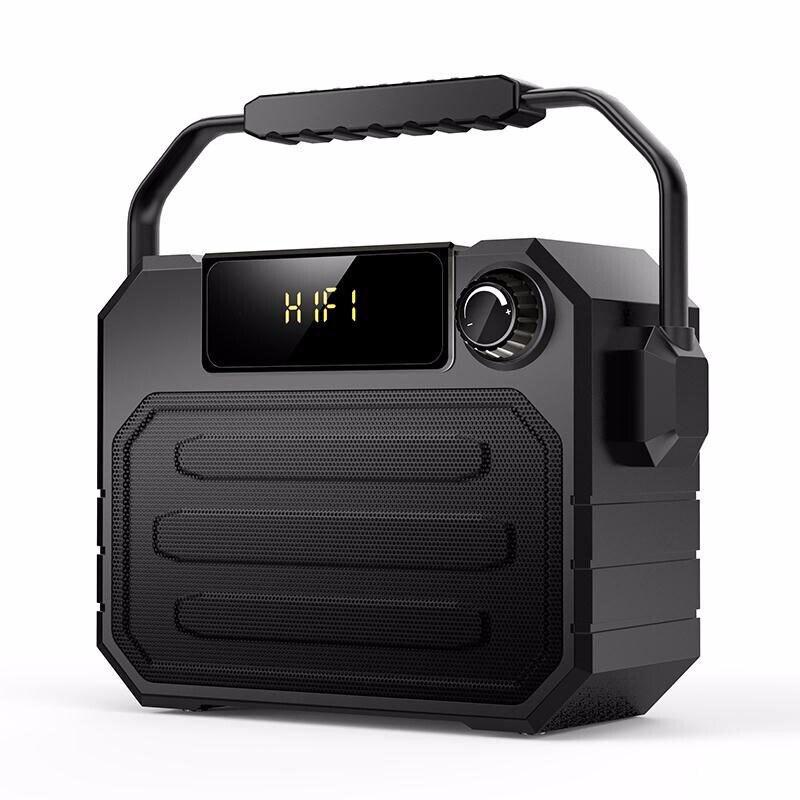 USB Bluetooth динамик большой мощности динамик тяжелый бас беспроводные наружные громкоговорители портативный сабвуфер дистанционное управление FM MIC TF