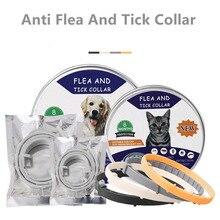 Collar Dog Cat-Accessories Anti-Flea Adjustable Outdoor 8-Months
