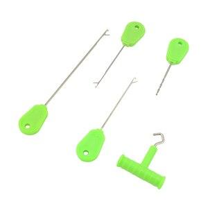 Image 4 - Nożyczki wędkarskie węzeł narzędzie z przynętą narzędzie igłowe szczypce do zestaw przynęt wędkarskich