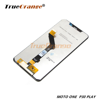 For Motorola Moto One P30 Play LCD 5.9XT1941-1 XT1941-3 XT1941-4 Display Touch Screen Digitizer Assembly With Frame Replacement image