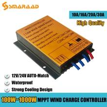100 1000 Вт Высокое качество mppt Контроллер заряда ветра 12В/24В