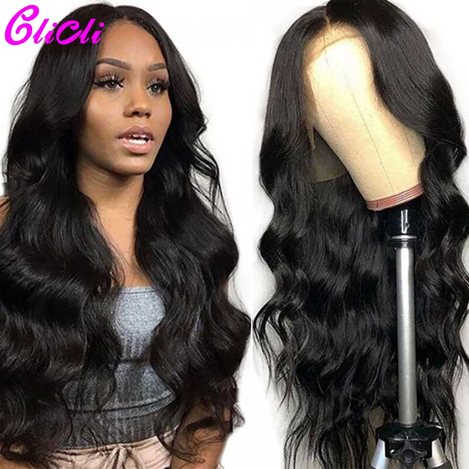 360 Body Wave Lace Frontal Wig 13X4 13X6 Transparent Lace Front Human Hair Wigs For Women Malaysian Human Hair Wig Remy 150%