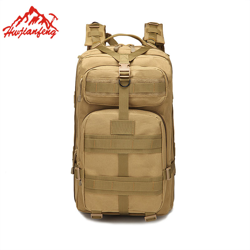 Tactical Military Backpack Bag Army Outdoor Trekking Sport Camping Hunting