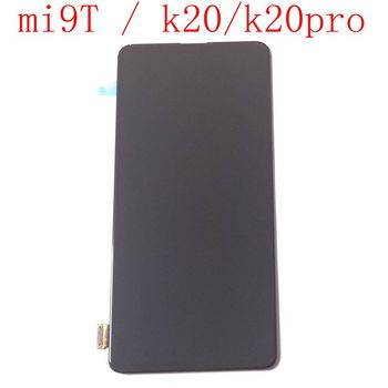 For xiaomi mi9T / K20 / K20pro Lcd display+touch Sensor Panel glass digitizer Full for k20pro replacement screen lcds