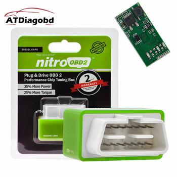 Nitro OBD2 ECOOBD2 benzyna 15 paliwa bezpiecznie ze większa moc skrzynka tuningowa ECU NitroOBD2 Eco OBD2 dla benzyna Diesel wtyczka samochodowa i napęd tanie i dobre opinie VSTM CN (pochodzenie) ECO OBD2 and Nitro OBD2 Czytniki kodów i skanowania narzędzia one year