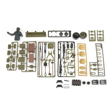 Soldier-Accessories Parts Henglong-Tank Sherman 1/16 M4A3 Plastic USA Bag Fbil-For 3898-1