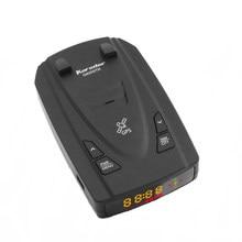 Karadar-detector de radar para coche g820str, dispositivo con GPS, alarma rusa, aviso luz LED X Ct K, la velocidad de la policía