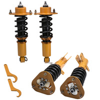 Adjustable height Coilovers Suspension Shocks Absorbers For Toyota Corolla E140 E160 2009 2017 Coilover