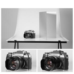 Image 3 - Отражатель для фотосъемки, складной картон, белый, черный, серебристый, светоотражающая бумага, мягкая доска, реквизит для фотосъемки
