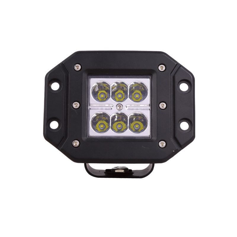 Manufacturers Selling 18 W Cree LED Truck Working Light Motorcycles Modified Car Lights