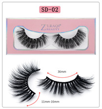 лучшая цена 3pairs 3D Mink Eyelashes 100% Cruelty free Lashes Handmade Reusable Natural Eyelashes Popular False Lashes Makeup