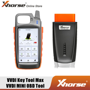 Image 1 - Xhorse VVDI Key Tool Max with VVDI MINI OBD Tool Programming Tool Support Generate Transponder and Remote