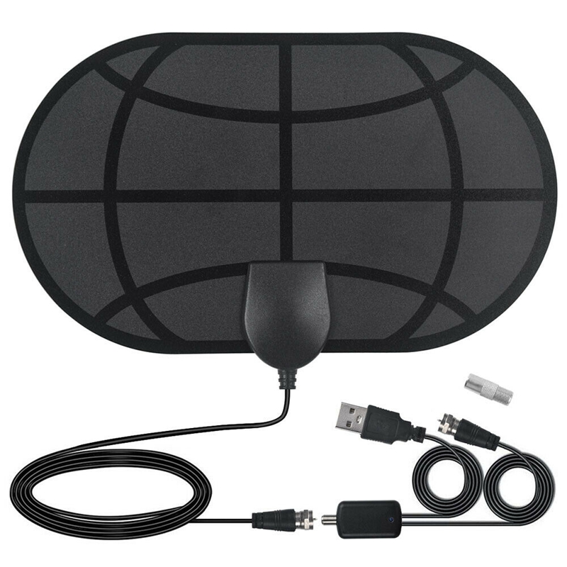 980 meile Palette Antenne <font><b>TV</b></font> <font><b>Digital</b></font> HD 4K Antena Digitale Indoor HDTV 1080P image