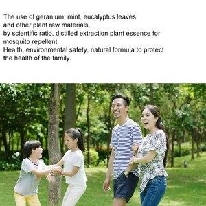 Image 5 - オリジナルxiaomi mijia蚊よけブレスレット植物保護リストバンド