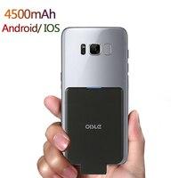 OISLE-funda para cargador de batería de Samsung Galaxy S20, S9, S8 plus, A8 Plus, Ultra S20 +, Note 8, 9, 10, S10 + Plus, S10e