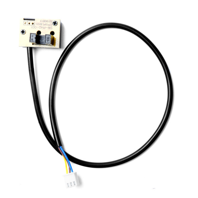 Evrensel koşu bandı ışık sensörü takometre hız sensörü 3Pin 4Pin koşu bandı aksesuarları için onarım parçaları