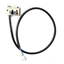 Sensor de luz Universal para cinta de correr, tacómetro, Sensor de velocidad, 3 pines, 4 pines, para reparación de accesorios