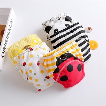 1 cotton baby reusable diaper washable cloth child training pants underwear - sale item Diapering & Toilet Training