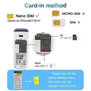 Image 4 - L8STAR BM30 ミニ電話ワイヤレスヘッドセット SIM + TF カードロック解除携帯電話の Gsm 2 グラム/3 グラム/4 3g の Bluetooth ヘッドホンダイヤラ携帯と Mp3